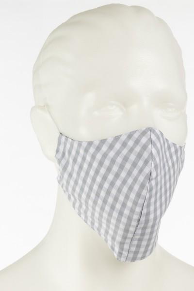 Karierte Herren Maske von FineStuff